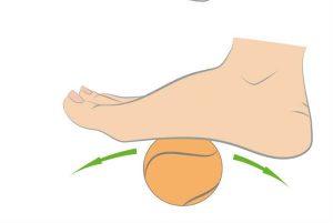 کف پای صاف و درمان آن