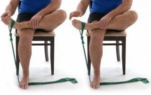 تقویت قوس طولی داخلی پا