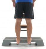 کشش عضلات پشت ساق